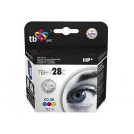 Cartridge  kompatibilní s HP C8728A barevná
