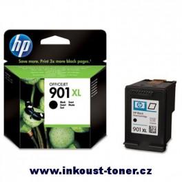 HP 901XL černá velká, CC654AE originální