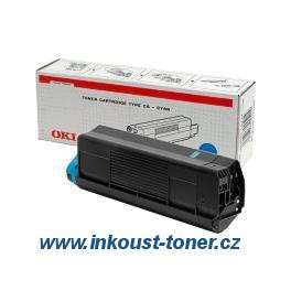 Černý toner do OKI C5650 a C5750 (8 000 stránek) - originál