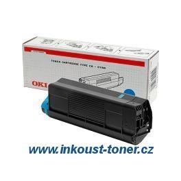 Červený toner do OKI C5650 a C5750 originál