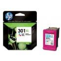 HP 301XL Cartridge barevná velká CH564EE (HP č. 301XL) - originál