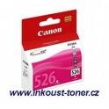 Canon CLI-526M cartridge červená (purpurová) - originál