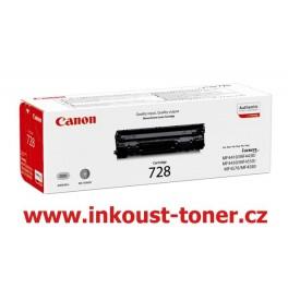 Canon CRG-728BK, černý originál