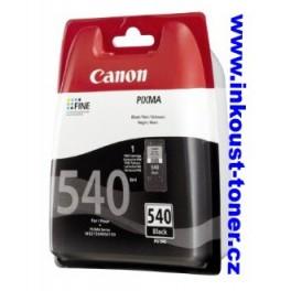 Canon PG-540 cartridge černá originál
