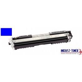 Toner kompatibilní s Canon CRG-729 C, modrý pro 1000 stran