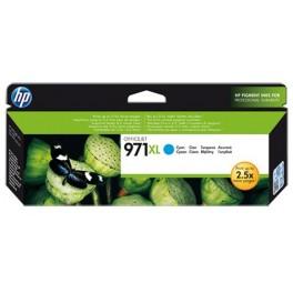HP 971 XL azurová cartridge, CN626AE originální