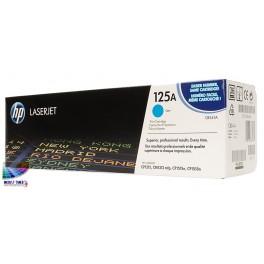 HP toner CB541A, azurová, originál