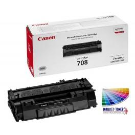 Toner Canon CRG-708 pro LBP-3300, LBP-3360 - originál