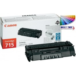 Toner Canon CRG-715 pro LBP-3310, LBP-3370 - originál