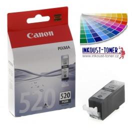 Canon PGI-520BK cartridge černá - originální