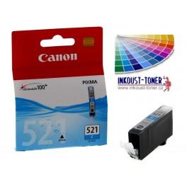 Canon CLI-521C cartridge modrá (azurová) - originální