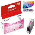 Canon CLI-521M cartridge červená (purpurová) - originální