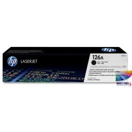 HP toner CE310A (HP126A) černý, originál
