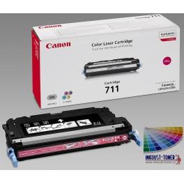 Canon toner CRG-711M, červený originál