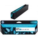 HP 971 azurová cartridge, CN622AE originální