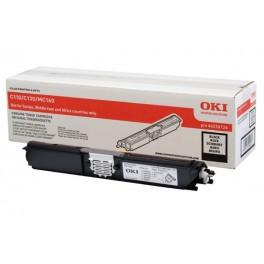 toner OKI C110 a C130n černý - originál