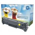Toner kompatibilní s HP CE412A žlutý