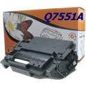 Toner HP Q7551A kompatibilní