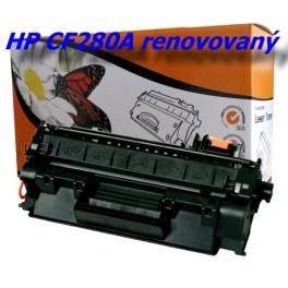 toner HP CF280A renovovaný