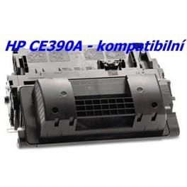 Toner HP CE390A - kompatibilní, pro 10000 stran