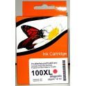 Cartridge kompatibilní s Lexmark 100XL červená velká (14N1070E)