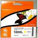 Cartridge kompatibilní s Lexmark 100XL žlutá velká (14N1071E)