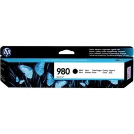HP 980 černá cartridge, D8J10A originál