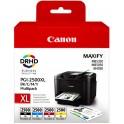 sada kazet Canon PGI-2500XL BK/C/M/Y MULTIPACK originál