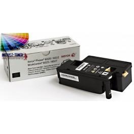 toner Xerox Phaser 6020/6022 a WC 6025/6027 - černý originál