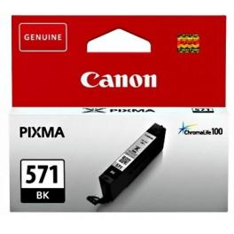 Canon CLI-571 BK černá foto - originál