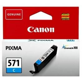 Canon CLI-571 C modrá - originál
