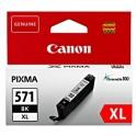 Canon CLI-571 XL BK černá foto velká - originál