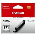 Canon CLI-571 G šedá foto - originál