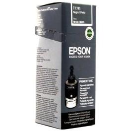 Inkoust Epson T7741 - 140ml, černý originální