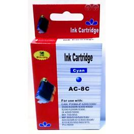 Canon CLI-8C modrá, kompatibilní