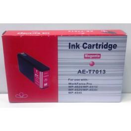 cartridge EPSON T7013 červená XXL