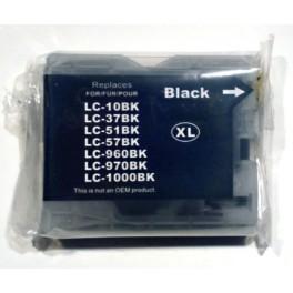 cartridge Brother LC1000 / LC970 černá kompatibilní
