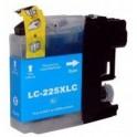 cartridge BROTHER LC-225BK modrá - kompatibilní