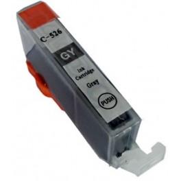 Canon CLI-526GY cartridge šedá - kompatibilní (AB)