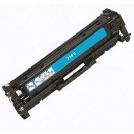 Canon toner CRG-718C, modrý kompatibilní