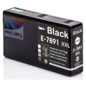 cartridge EPSON T7891 (XXL) černá - kompatibilní AB