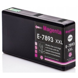 cartridge EPSON T7893 (XXL) červená - kompatibilní AB