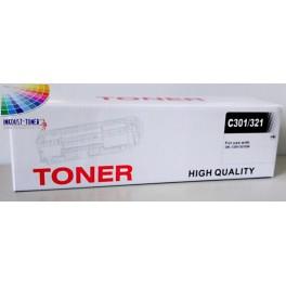 Toner OKI C301,C321,MC332,MC342 - černý, kompatibilní