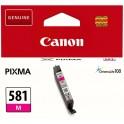 Canon CLI-581 M purpurová (červená) - originální