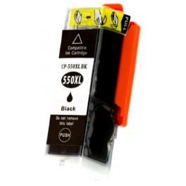 Canon PGI-550XL PGBK cartridge černá - kompatibilní, čip