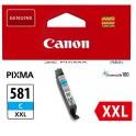 Canon CLI-581XXL C azurová (modrá) - originální