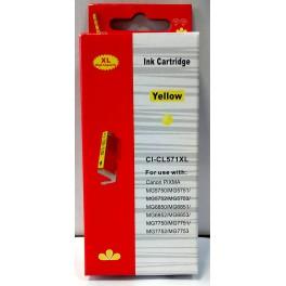Canon CLI-571 Y XL žlutá velká - kompatibilní