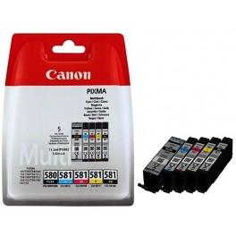 sada náplní Canon PGI-580/CLI-581
