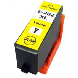Epson 202XL žlutá kompatibilní