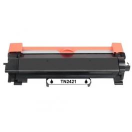 toner Brother TN-2421 - kompatibilní pro 3000 stran